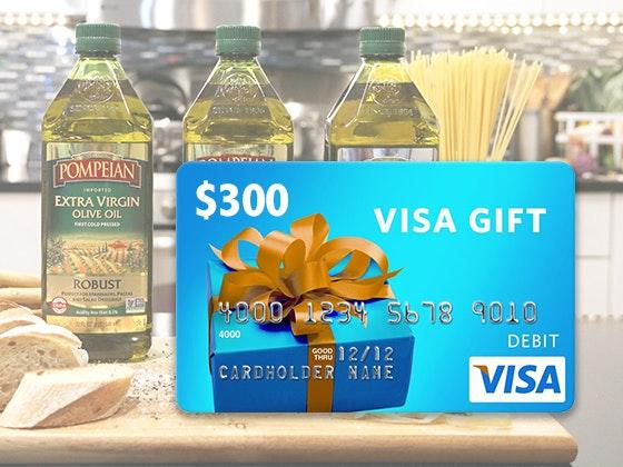 Pompeiian giftcard giveaway 3