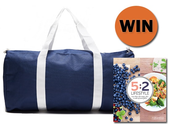 5:2 Recipe Book and Sports Bag   sweepstakes