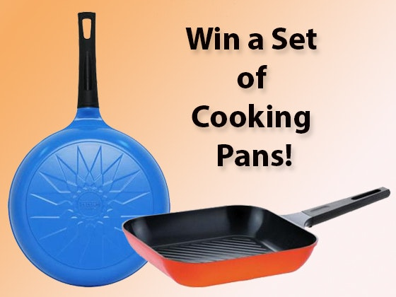 Neoflam Cookware Set  sweepstakes