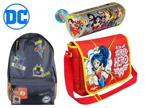 Dc backpacks