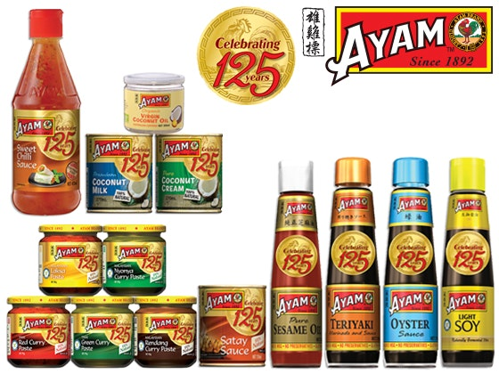 AYAM Products  sweepstakes