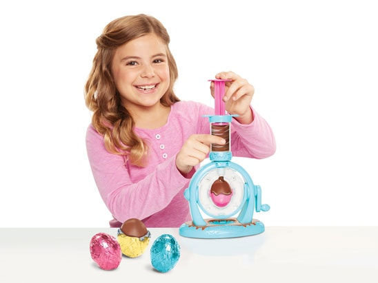 The Chocolate Egg Surprise Maker  sweepstakes