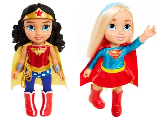 DC Superhero doll sweepstakes