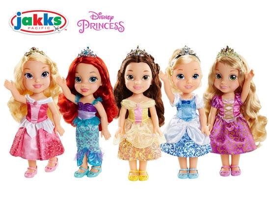Disney Princess Toddler Dolls  sweepstakes