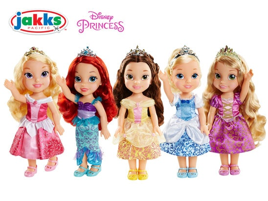 Win a Disney Princess Toddler Doll sweepstakes