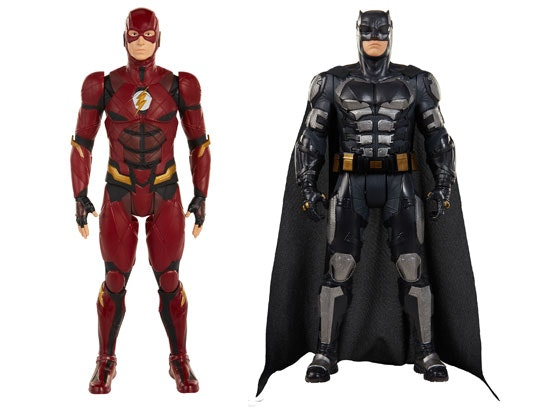 Justice League Big Fig sweepstakes