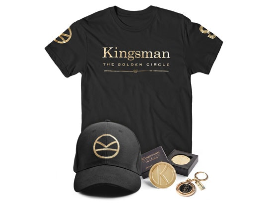 Kingsman: The Golden Circle  sweepstakes