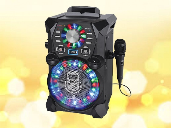 THE REMIX Hi-Def Karaoke System sweepstakes