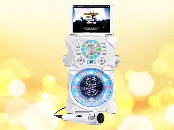 THE REMIX Hi-Def Karaoke System sweepstakes