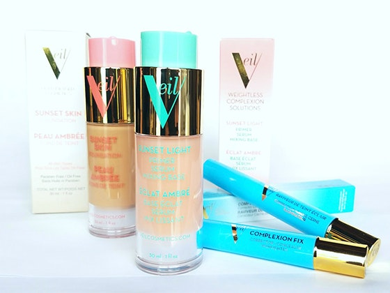 Make-Up Bundle from Veil Cosmetics sweepstakes