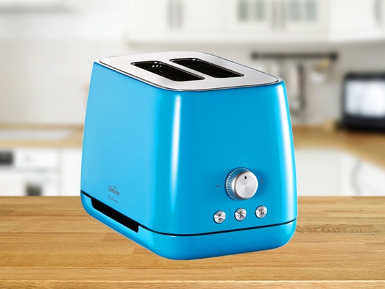 Toaster sweepon