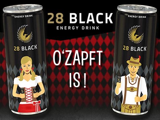 Oktoberfest-Edition von 28 BLACK  Gewinnspiel