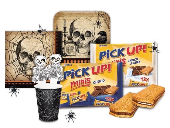 PiCK UP! minis Halloween Paket  Gewinnspiel