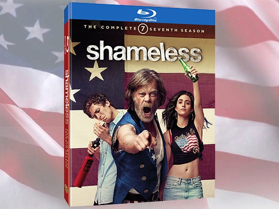 Shameless: The Complete Seventh Season on Blu-ray™ sweepstakes