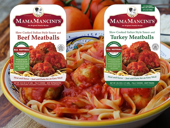 Pasta Dinner Prize Package - Explore Cuisine, Mama Mancinis and T-fal sweepstakes