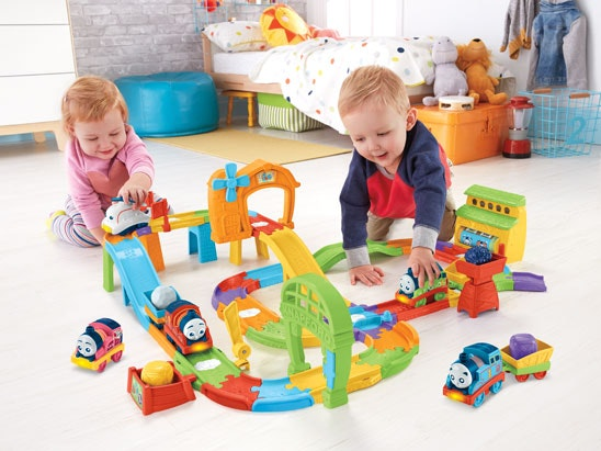 Fisher-Price My First Thomas & Friends Railway Pals Destination Discovery sweepstakes