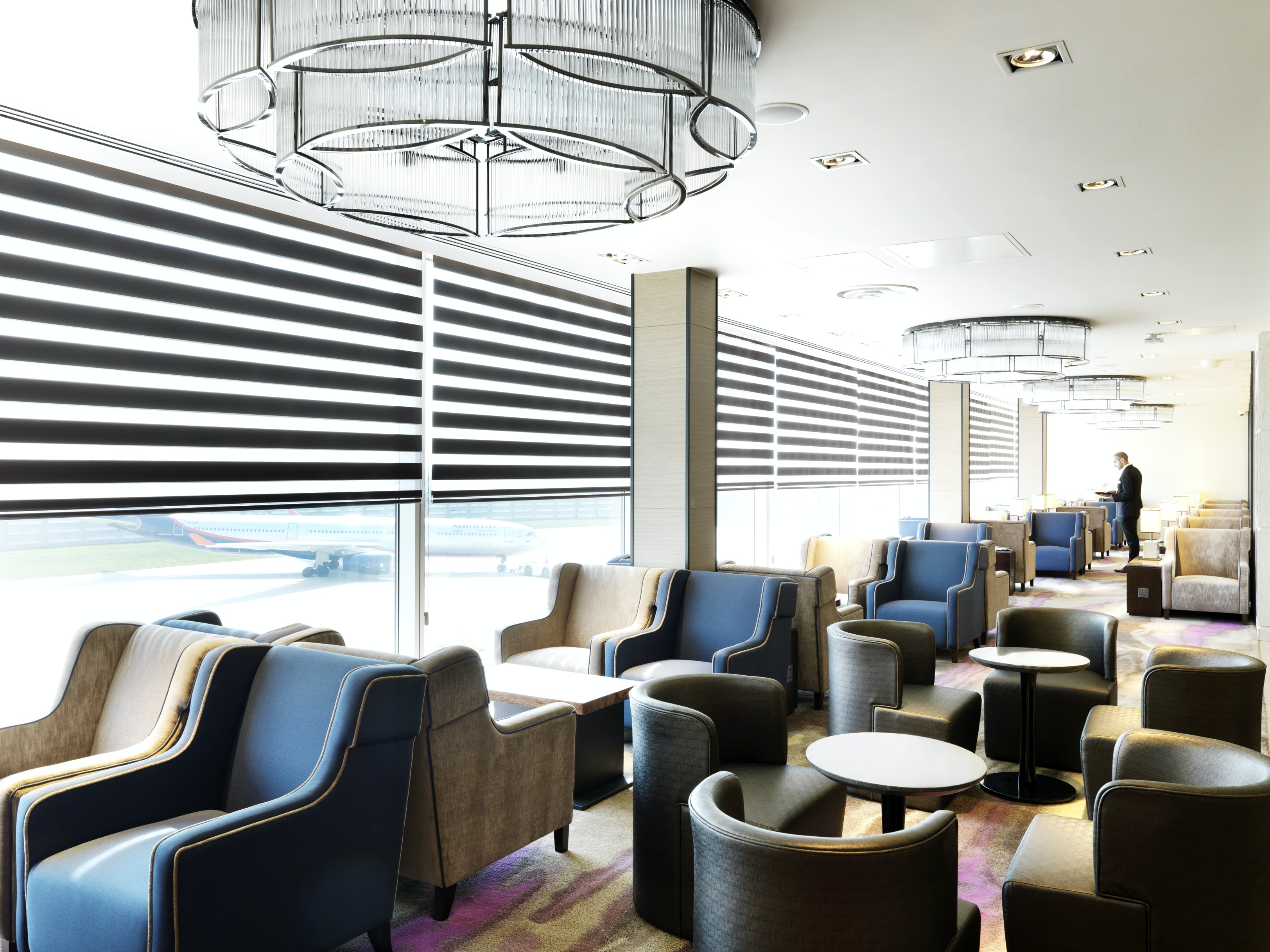 Plaza premium lounge   lhr t4  lounge area