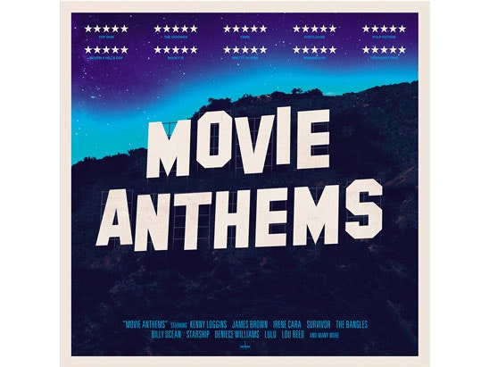 Movie Anthems sweepstakes