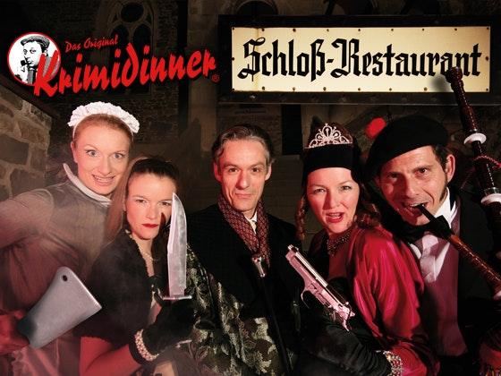 2x2 Karten für Das Original KRIMIDINNER® Gewinnspiel