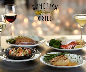 Bonefish grill giveaway april