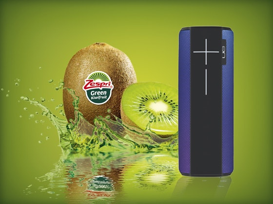 Zespri® Kiwi verlost Lautsprecher Gewinnspiel