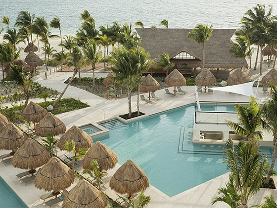 Finest Playa Mujeres Resort in Cancun sweepstakes