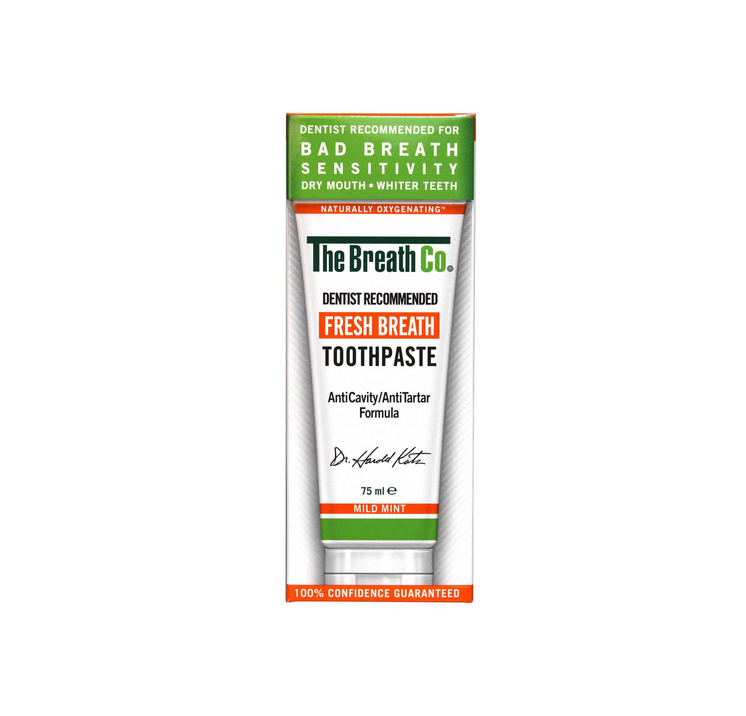 Bundle includes: Oral Rinse, Fresh Breath Toothpaste and Fresh Breath Chewing Gum (10 pieces) sweepstakes