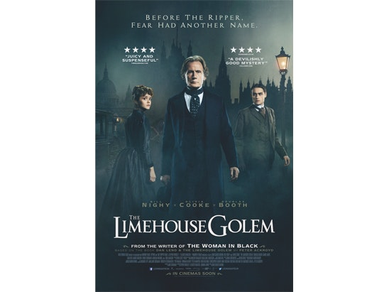 thriller Blu-ray bundle with The Limehouse Golem sweepstakes