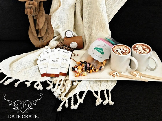 3 Month Subscription to Date Crate - The date night in subscription box sweepstakes