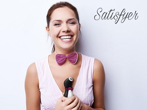 Satisfyer Pro Penguin - das pure Vergnügen Gewinnspiel