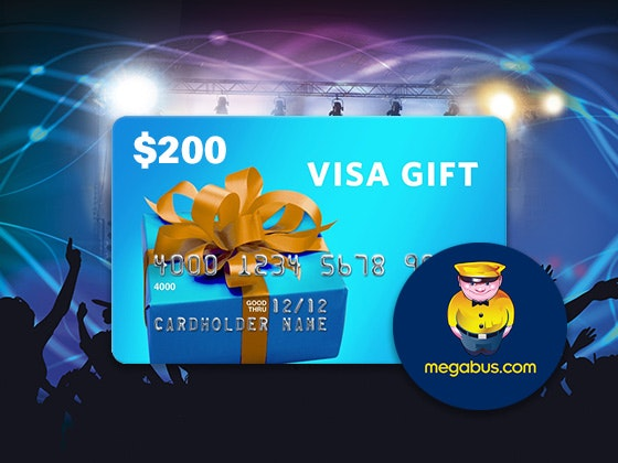 Megabus itw giveaway 1