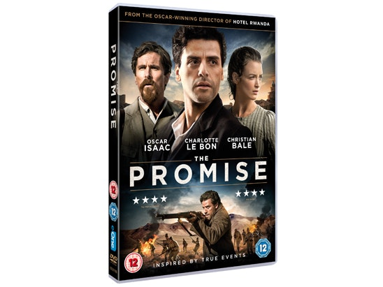 The Promise on DVD sweepstakes