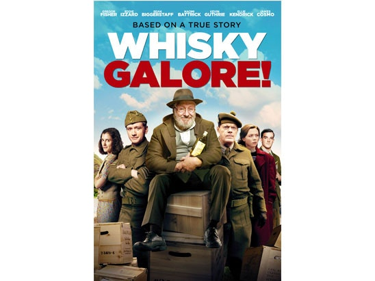 Whisky Galore! sweepstakes