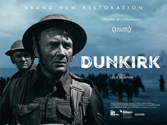 DUNKIRK (1958) on DVD sweepstakes
