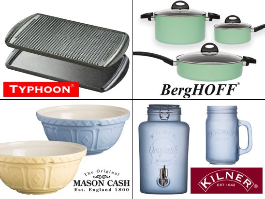BergHOFF, Typhoon, Mason cash sweepstakes