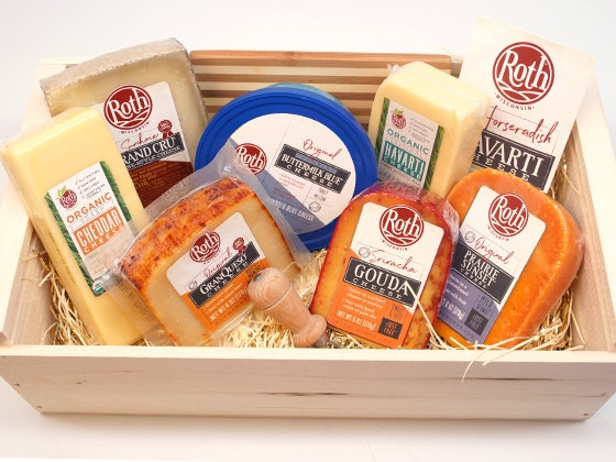 Roth Cheese Basket sweepstakes