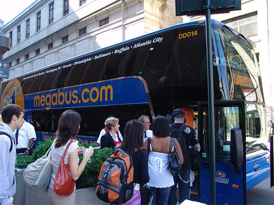 In Touch Megabus Prize Package sweepstakes