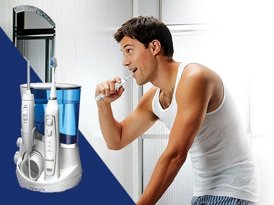 Waterpik Complete Care Toothbrush sweepstakes