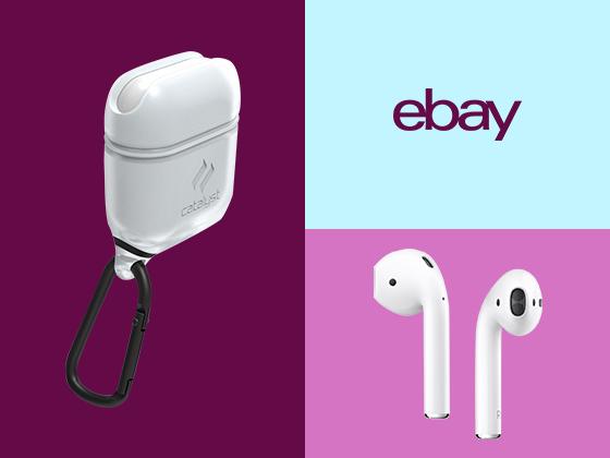 Gewinnen Sie Apple AirPods von eBay! Gewinnspiel