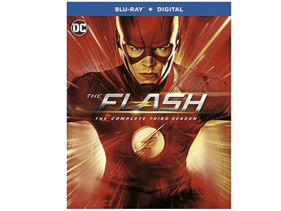 "Win ""The Flash: The Complete Third Season"" on DVD sweepstakes"