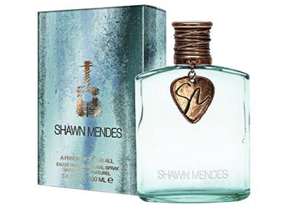 """Shawn Mendes' Fragrance """"Signature"""" sweepstakes"""