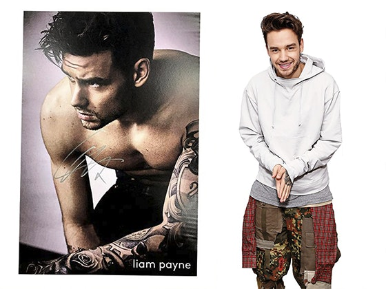 Liam's Signed Poster sweepstakes
