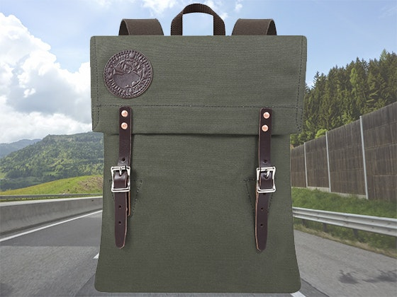 Duluth Pack Scout Backpack sweepstakes