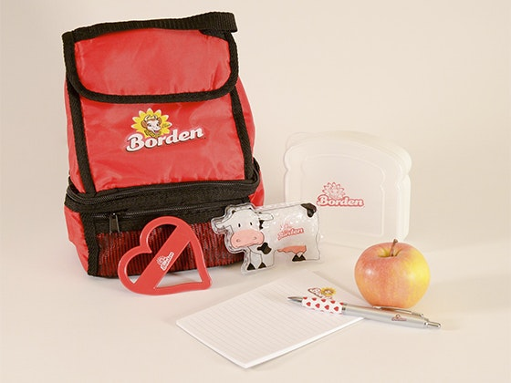 Borden® Cheese Lunch Love Kits sweepstakes