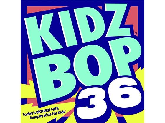 Kidz Bop 36 sweepstakes