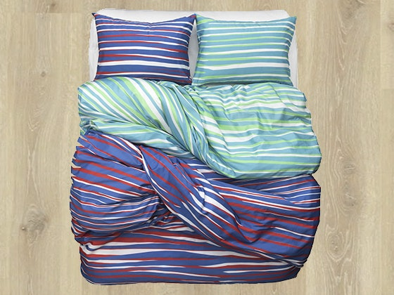 Duvet Cover & Pillow Set by Sunny Todd Prints sweepstakes