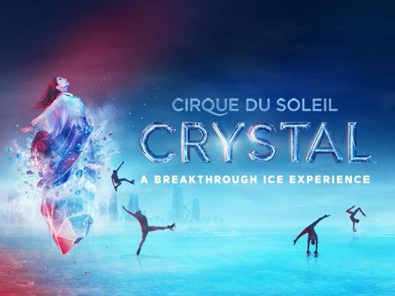 Cirque du Soleil Crystal Trip Giveaway sweepstakes