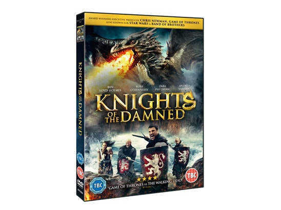 Knights of the Damned sweepstakes