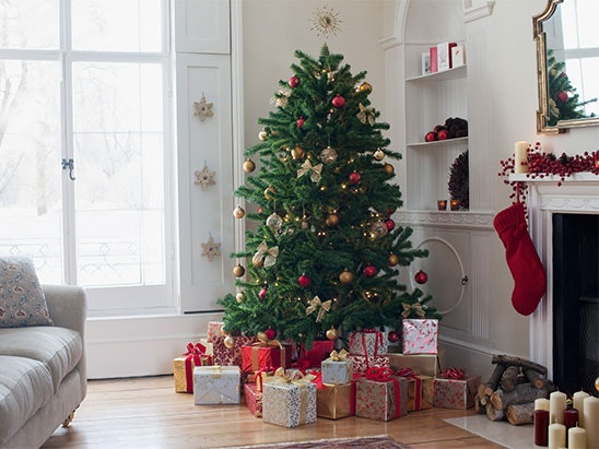 7ft Luxury Regency Fir Christmas Tree sweepstakes