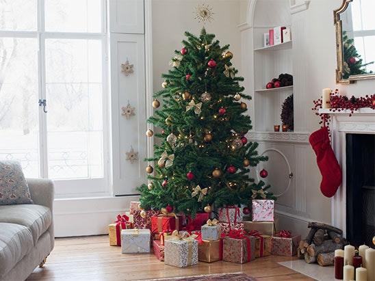 7ft Luxury Regency Fir Christmas Tree sweepstakes